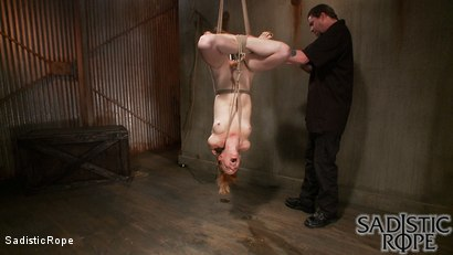 Photo number 1 from Fists of Fury shot for Sadistic Rope on Kink.com. Featuring Mallory Mallone in hardcore BDSM & Fetish porn.