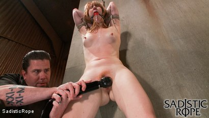 Photo number 5 from Fists of Fury shot for Sadistic Rope on Kink.com. Featuring Mallory Mallone in hardcore BDSM & Fetish porn.