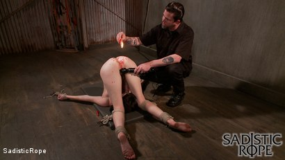 Photo number 17 from Filthy Whore shot for Sadistic Rope on Kink.com. Featuring Coral Aorta in hardcore BDSM & Fetish porn.