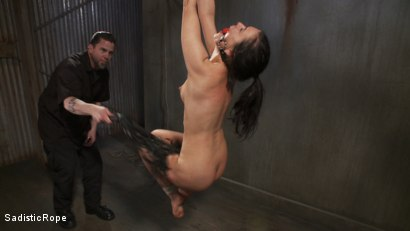 Photo number 1 from Pixie of Pain shot for Sadistic Rope on Kink.com. Featuring Juliette March in hardcore BDSM & Fetish porn.