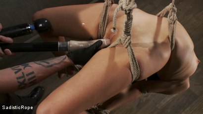 Photo number 12 from Pixie of Pain shot for Sadistic Rope on Kink.com. Featuring Juliette March in hardcore BDSM & Fetish porn.