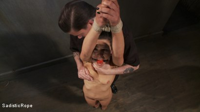 Photo number 10 from Pixie of Pain shot for Sadistic Rope on Kink.com. Featuring Juliette March in hardcore BDSM & Fetish porn.