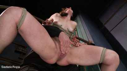 Photo number 1 from Relentless Brutality  shot for Sadistic Rope on Kink.com. Featuring Sahara Rain in hardcore BDSM & Fetish porn.
