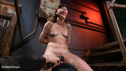 Photo number 13 from Relentless Brutality  shot for Sadistic Rope on Kink.com. Featuring Sahara Rain in hardcore BDSM & Fetish porn.