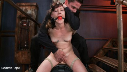 Photo number 14 from Relentless Brutality  shot for Sadistic Rope on Kink.com. Featuring Sahara Rain in hardcore BDSM & Fetish porn.