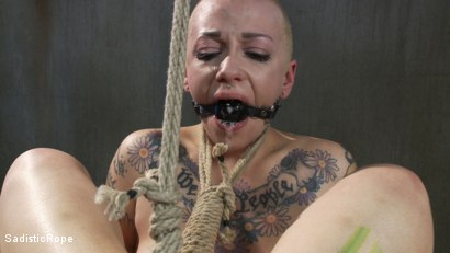 Photo number 13 from Suffering the Consequences shot for Sadistic Rope on Kink.com. Featuring Sparky Sin Claire in hardcore BDSM & Fetish porn.