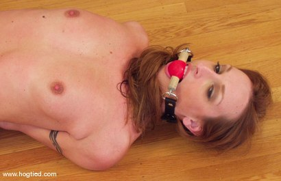 Photo number 6 from Rhiannon Bray shot for Hogtied on Kink.com. Featuring Rhiannon Bray in hardcore BDSM & Fetish porn.