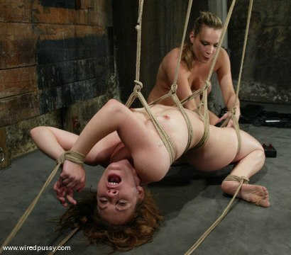 Photo number 9 from Harmony and Bobbie Kat shot for Wired Pussy on Kink.com. Featuring Harmony and Bobbie Kat in hardcore BDSM & Fetish porn.