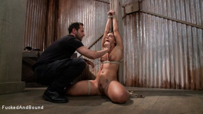 Photo number 1 from Fresh Meat - Mischa Brooks shot for Brutal Sessions on Kink.com. Featuring Maestro and Mischa Brooks in hardcore BDSM & Fetish porn.