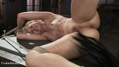 Photo number 11 from Screams of Suffering shot for  on Kink.com. Featuring Derrick Pierce and Dylan Ryan in hardcore BDSM & Fetish porn.