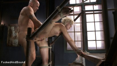 Photo number 7 from Screams of Suffering shot for  on Kink.com. Featuring Derrick Pierce and Dylan Ryan in hardcore BDSM & Fetish porn.