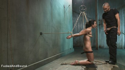 Photo number 16 from Wenona Fucked Hard in Brutal Bondage shot for  on Kink.com. Featuring Wenona and Mickey Mod in hardcore BDSM & Fetish porn.