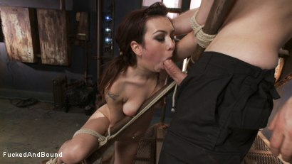 Photo number 5 from Training the New Whore shot for  on Kink.com. Featuring Maestro and Kat Dior in hardcore BDSM & Fetish porn.