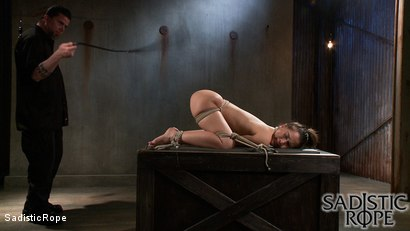 Photo number 13 from Everything Hurts shot for Sadistic Rope on Kink.com. Featuring Kristina Rose in hardcore BDSM & Fetish porn.