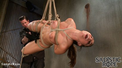Photo number 3 from Blair Bitch Project shot for Sadistic Rope on Kink.com. Featuring Serena Blair in hardcore BDSM & Fetish porn.