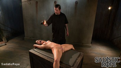 Photo number 6 from Blair Bitch Project shot for Sadistic Rope on Kink.com. Featuring Serena Blair in hardcore BDSM & Fetish porn.