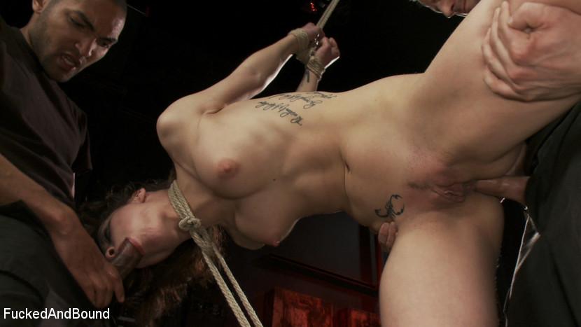 Nikita bellucci bondage