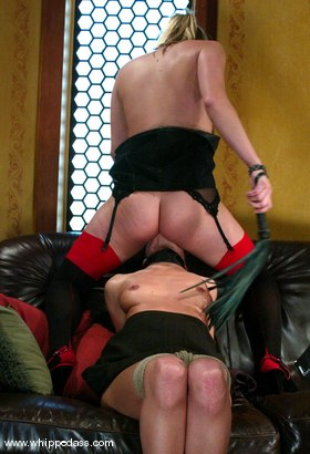 Photo number 6 from Harmony and Jamie Huxley shot for Whipped Ass on Kink.com. Featuring Harmony and Jamie Huxley in hardcore BDSM & Fetish porn.