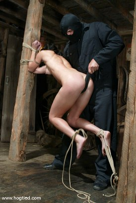 Photo number 4 from Sgt. Major and Wenona shot for Hogtied on Kink.com. Featuring Sgt. Major and Wenona in hardcore BDSM & Fetish porn.
