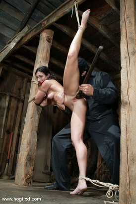 Photo number 6 from Sgt. Major and Wenona shot for Hogtied on Kink.com. Featuring Sgt. Major and Wenona in hardcore BDSM & Fetish porn.