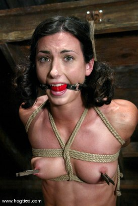 Photo number 7 from Sgt. Major and Wenona shot for Hogtied on Kink.com. Featuring Sgt. Major and Wenona in hardcore BDSM & Fetish porn.