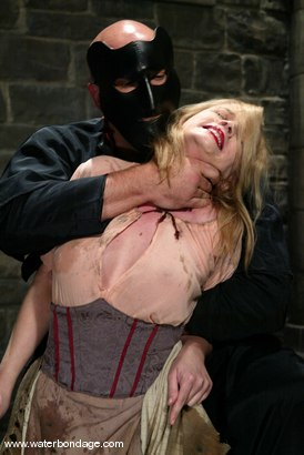 Photo number 2 from Sgt. Major and Anna Mills shot for Water Bondage on Kink.com. Featuring Sgt. Major and Anna Mills in hardcore BDSM & Fetish porn.