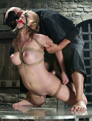 Photo number 9 from Sgt. Major and Anna Mills shot for Water Bondage on Kink.com. Featuring Sgt. Major and Anna Mills in hardcore BDSM & Fetish porn.