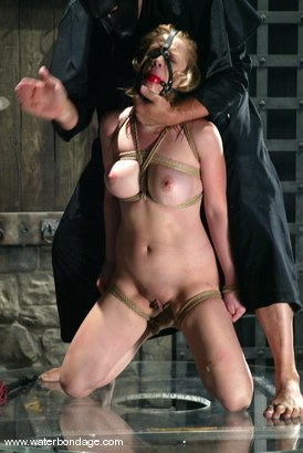 Photo number 10 from Sgt. Major and Anna Mills shot for Water Bondage on Kink.com. Featuring Sgt. Major and Anna Mills in hardcore BDSM & Fetish porn.