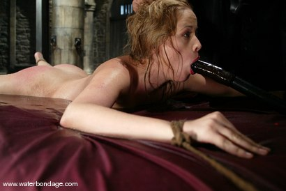 Photo number 5 from Sgt. Major and Anna Mills shot for Water Bondage on Kink.com. Featuring Sgt. Major and Anna Mills in hardcore BDSM & Fetish porn.