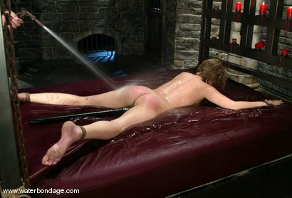 Photo number 3 from Sgt. Major and Anna Mills shot for Water Bondage on Kink.com. Featuring Sgt. Major and Anna Mills in hardcore BDSM & Fetish porn.