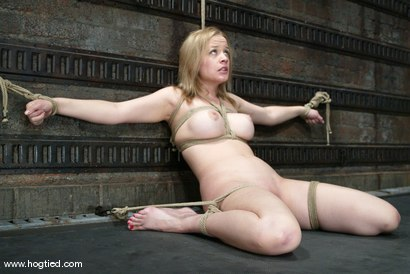 Photo number 10 from Anna Mills and Sgt. Major shot for Hogtied on Kink.com. Featuring Sgt. Major and Anna Mills in hardcore BDSM & Fetish porn.