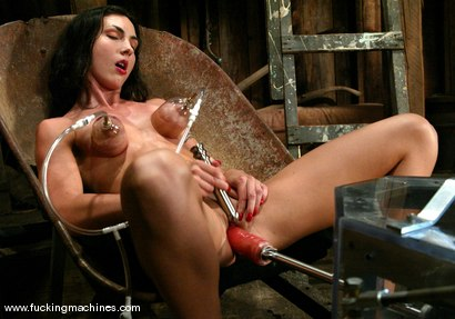 Photo number 11 from Wenona shot for Fucking Machines on Kink.com. Featuring Wenona in hardcore BDSM & Fetish porn.