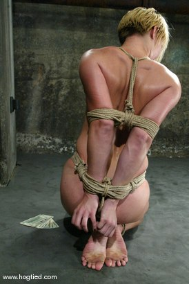 Photo number 14 from Vendetta shot for Hogtied on Kink.com. Featuring Vendetta in hardcore BDSM & Fetish porn.