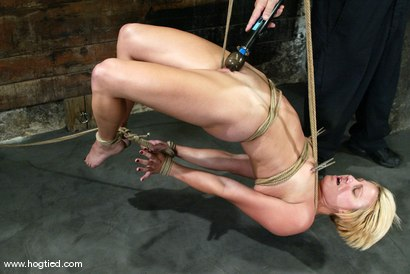 Photo number 6 from Vendetta shot for Hogtied on Kink.com. Featuring Vendetta in hardcore BDSM & Fetish porn.