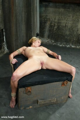 Photo number 7 from Vendetta shot for Hogtied on Kink.com. Featuring Vendetta in hardcore BDSM & Fetish porn.