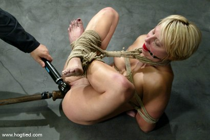 Photo number 10 from Vendetta shot for Hogtied on Kink.com. Featuring Vendetta in hardcore BDSM & Fetish porn.