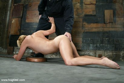 Photo number 2 from Vendetta shot for Hogtied on Kink.com. Featuring Vendetta in hardcore BDSM & Fetish porn.