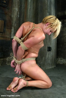 Photo number 13 from Vendetta shot for Hogtied on Kink.com. Featuring Vendetta in hardcore BDSM & Fetish porn.