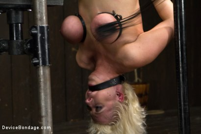 Photo number 4 from Claire & Orlando vs Lorelei & Cherry shot for Device Bondage on Kink.com. Featuring Orlando, Lorelei Lee and Cherry Torn in hardcore BDSM & Fetish porn.