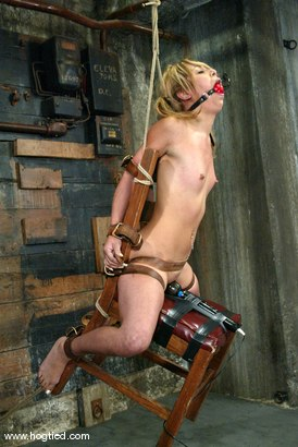 Photo number 9 from Kat shot for Hogtied on Kink.com. Featuring Kat in hardcore BDSM & Fetish porn.