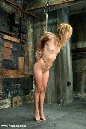 Photo number 2 from Kat shot for Hogtied on Kink.com. Featuring Kat in hardcore BDSM & Fetish porn.