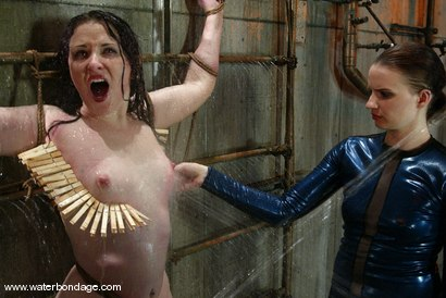 Photo number 11 from Claire Adams and Caroline Pierce shot for Water Bondage on Kink.com. Featuring Claire Adams and Caroline Pierce in hardcore BDSM & Fetish porn.