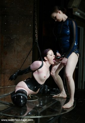 Photo number 7 from Claire Adams and Caroline Pierce shot for Water Bondage on Kink.com. Featuring Claire Adams and Caroline Pierce in hardcore BDSM & Fetish porn.