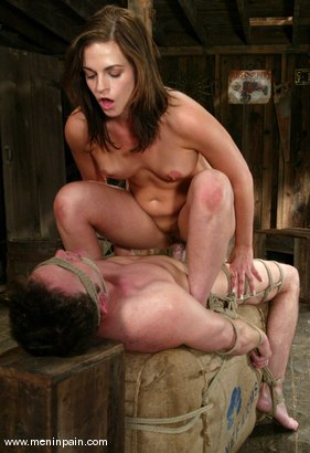 Photo number 12 from Crissy Cums and Dick Richards shot for Men In Pain on Kink.com. Featuring Crissy Cums and Dick Richards in hardcore BDSM & Fetish porn.