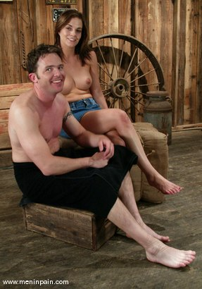 Photo number 15 from Crissy Cums and Dick Richards shot for Men In Pain on Kink.com. Featuring Crissy Cums and Dick Richards in hardcore BDSM & Fetish porn.