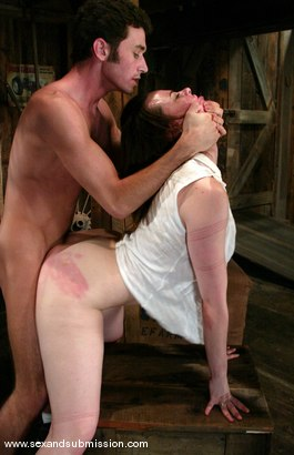Photo number 12 from James Deen and Dana DeArmond shot for Sex And Submission on Kink.com. Featuring James Deen and Dana DeArmond in hardcore BDSM & Fetish porn.