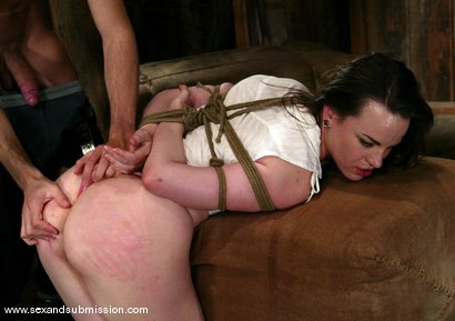 Photo number 4 from James Deen and Dana DeArmond shot for Sex And Submission on Kink.com. Featuring James Deen and Dana DeArmond in hardcore BDSM & Fetish porn.