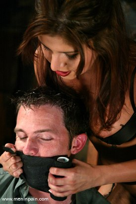 Photo number 2 from Sativa Rose and Dick Richards shot for Men In Pain on Kink.com. Featuring Sativa Rose and Dick Richards in hardcore BDSM & Fetish porn.