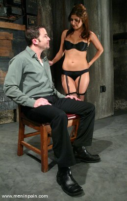 Photo number 1 from Sativa Rose and Dick Richards shot for Men In Pain on Kink.com. Featuring Sativa Rose and Dick Richards in hardcore BDSM & Fetish porn.