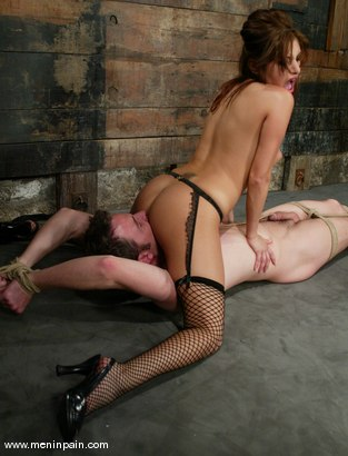 Photo number 6 from Sativa Rose and Dick Richards shot for Men In Pain on Kink.com. Featuring Sativa Rose and Dick Richards in hardcore BDSM & Fetish porn.